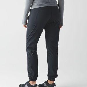 RARE lululemon Women's Trainer Track Pant